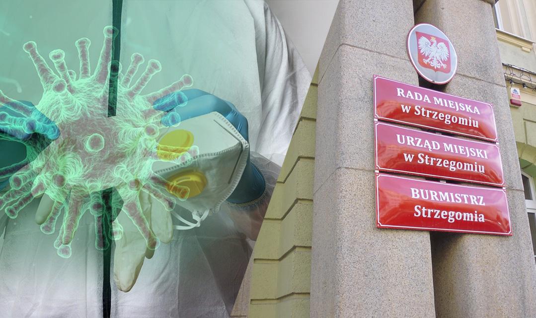 Zagrożenie koronawirusem! Ograniczony dostęp do usług w gminie Strzegom [WAŻNE]