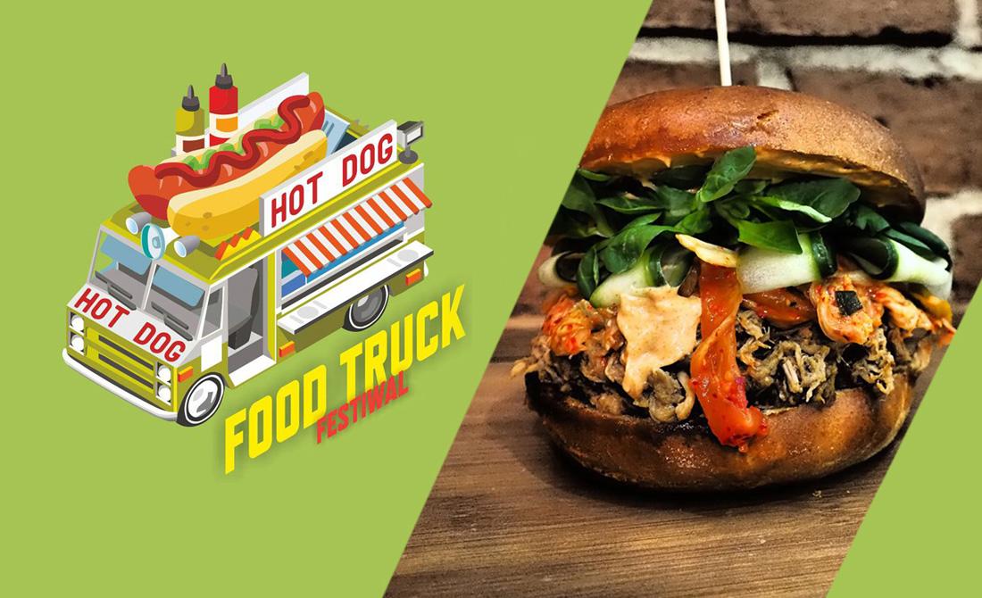 Festiwal Food Trucków w Strzegomiu