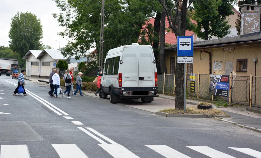 Komunikacja wakacyjna w gminie Strzegom
