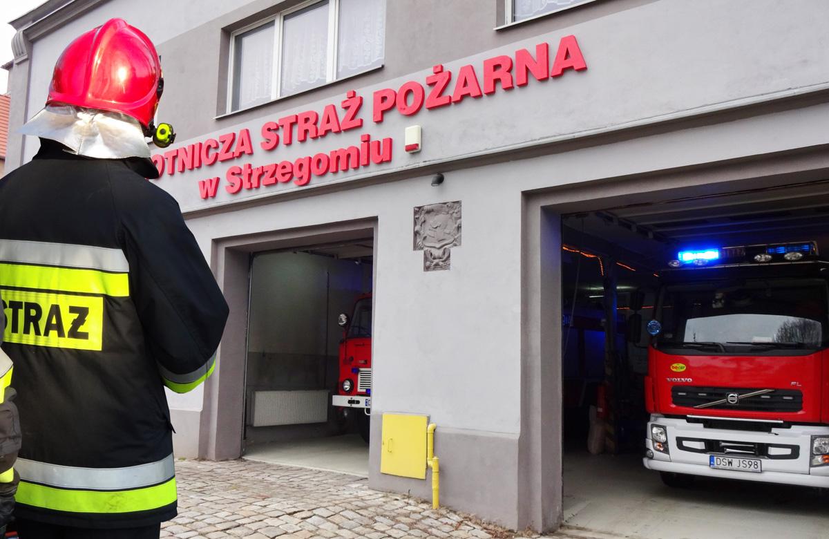 Strażacy z OSP Strzegom proszą o pomoc!