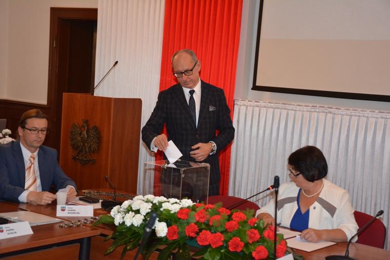 Burmistrz i radni zaprzysiężeni [FOTO]