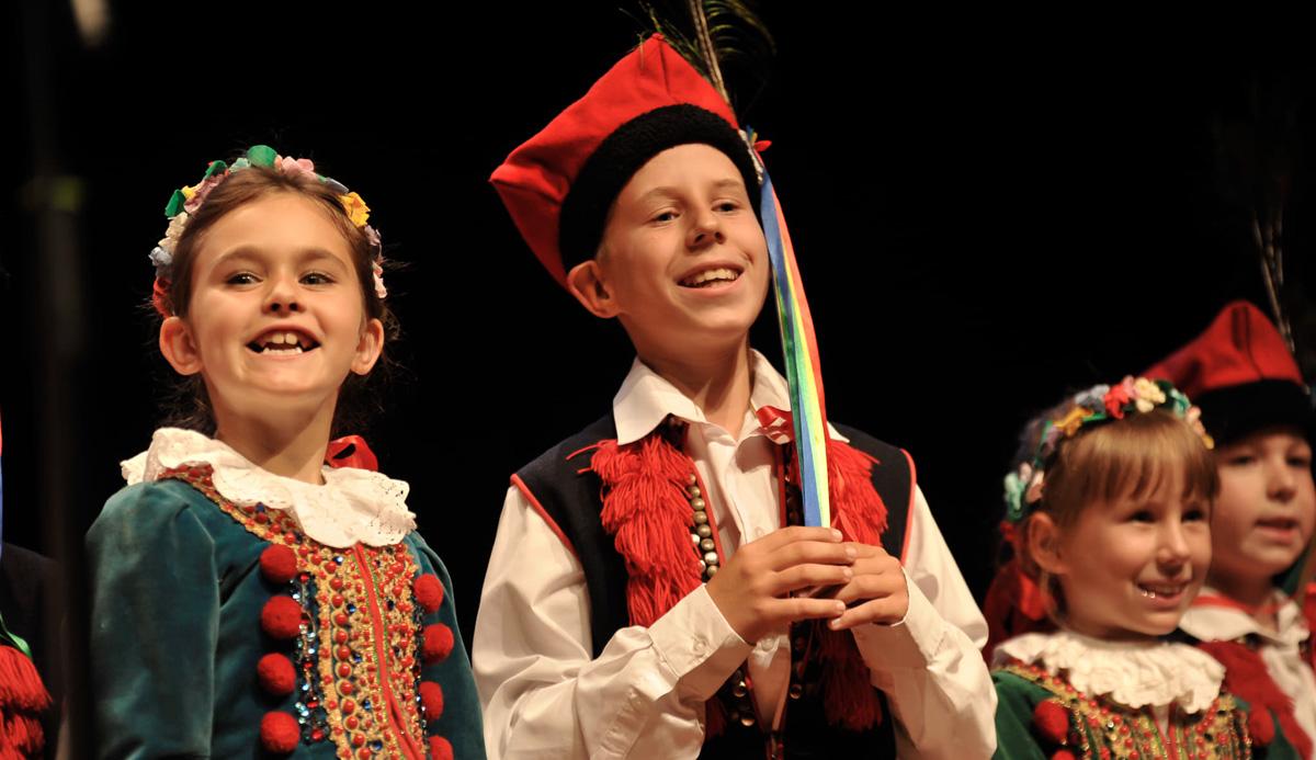 """Mały"" festiwal folkloru [FOTO]"