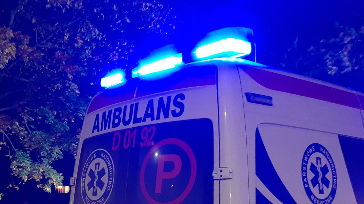 Poszukiwany sprawca wypadku w Jaroszowie
