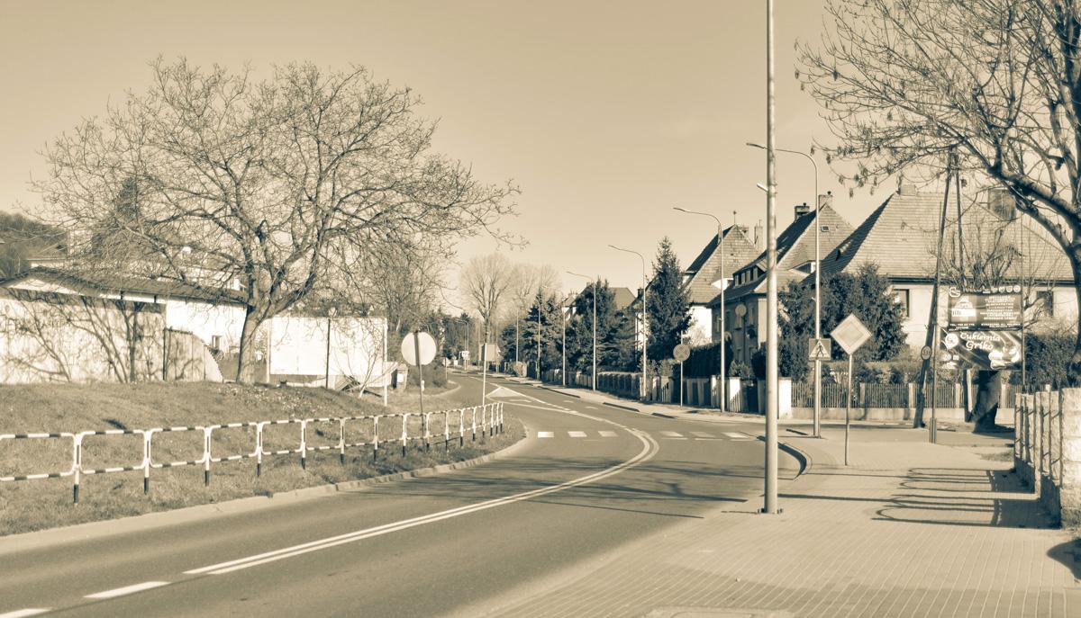 Szlakiem Strzegomia podczas epidemii [FOTO]
