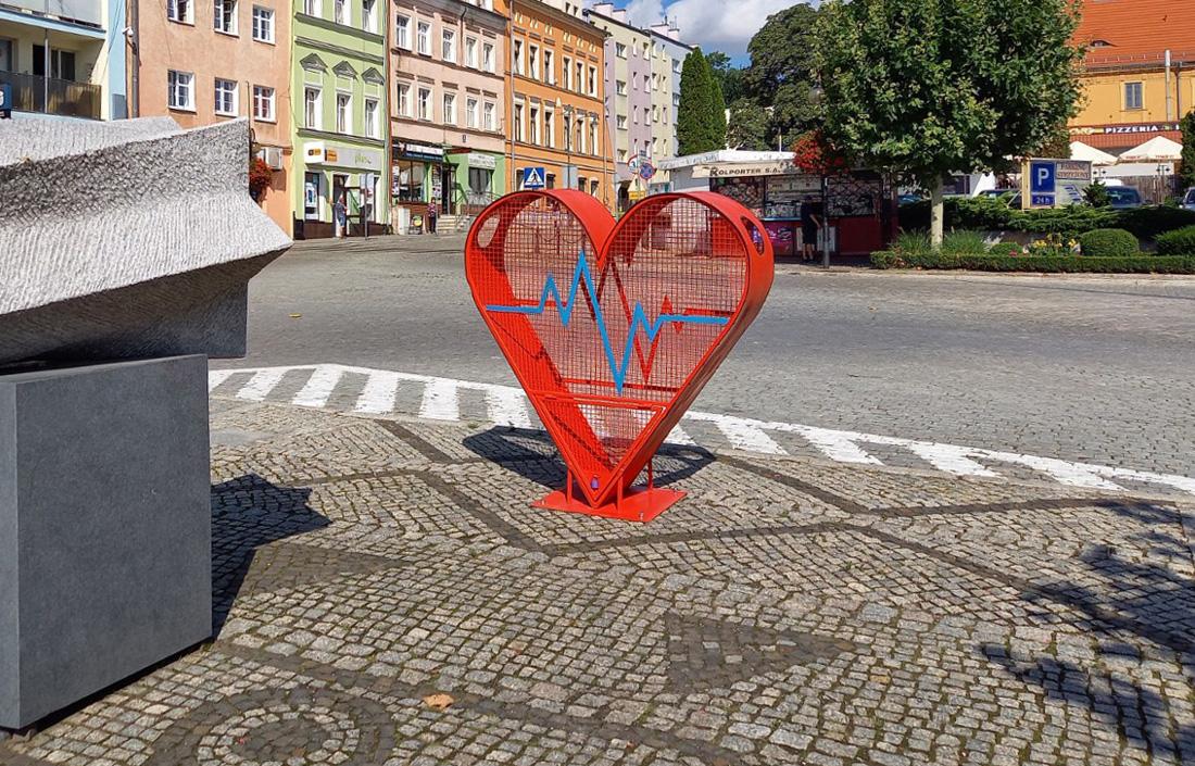 W Rynku bije drugie nakrętkowe serce [FOTO]