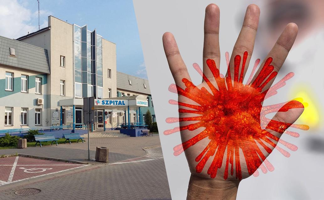 Zakaz odwiedzin w szpitalach, w powiecie świdnickim!