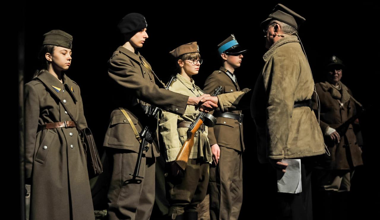 Obchody Narodowego Dnia Pamięci Żołnierzy Wyklętych [FOTO]