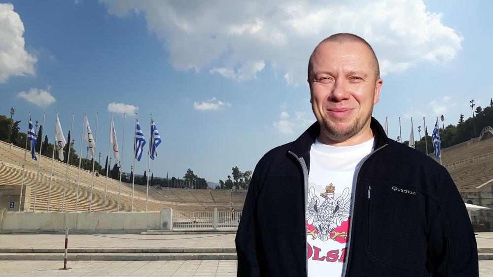 Lecą do Grecji na maraton