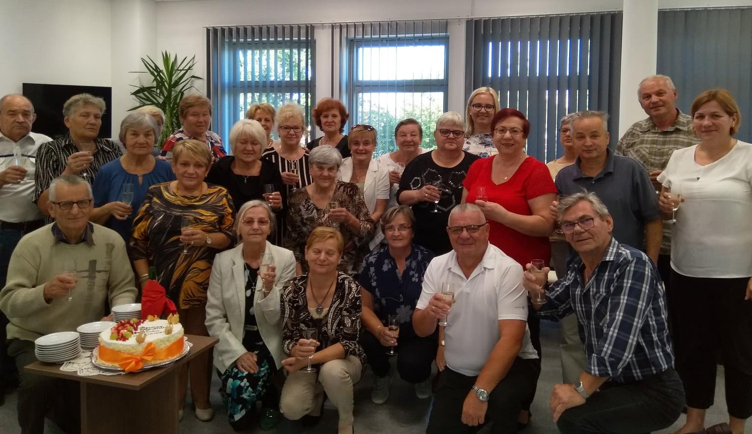 Klub Senior + ma już rok! [FOTO]
