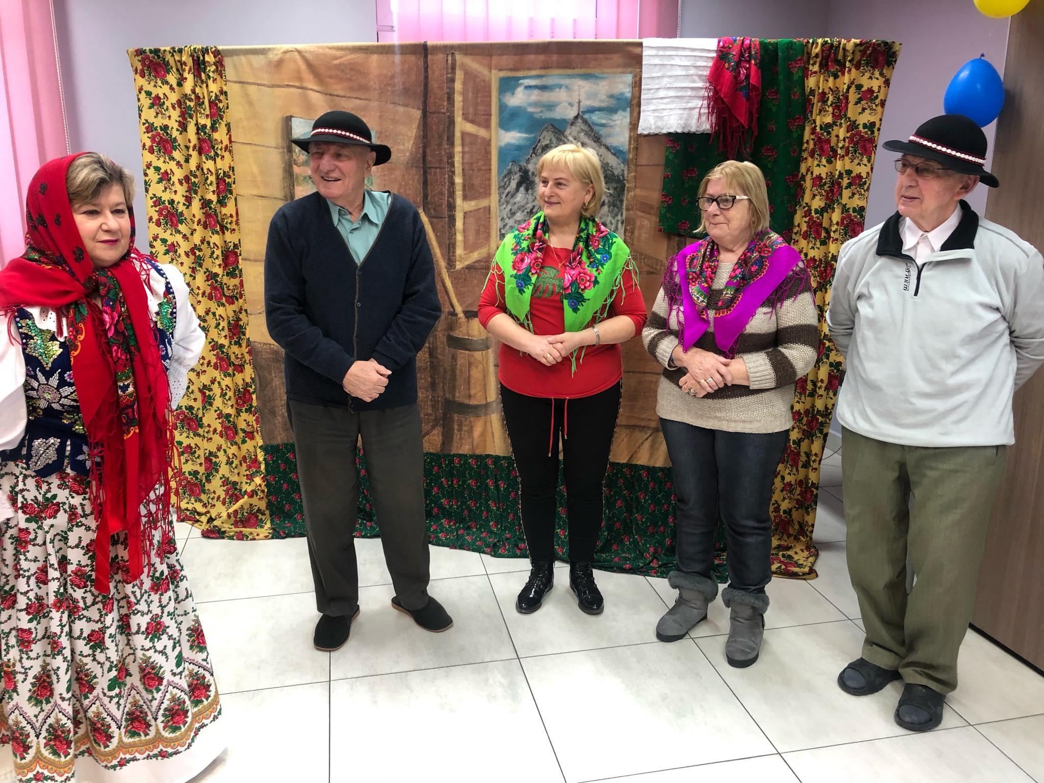 Seniorzy przenieśli się na Podhale [FOTO]