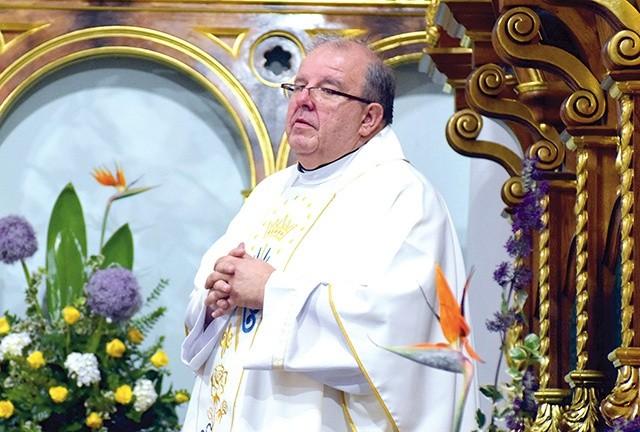 Prośba o modlitwę w intencji ks. Marka Żmudy.