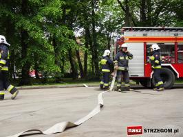 Akcja ratowniczo-gaśnicza w słodowni! [FOTO + FILM]