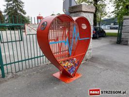Nakrętkowe serce bije w Strzegomiu [FOTO]