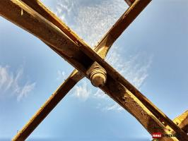 Trwa remont zabytkowego peronu [FOTO]