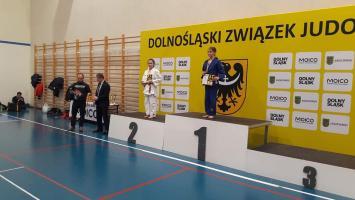 Martyna Janaszek mistrzynią Dolnego Śląska w judo! [FOTO]