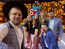 Strzegomski talent w TVP2! [FOTO]