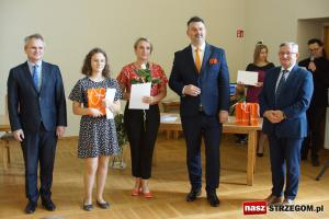 Prymusi z nagrodami [FOTO]
